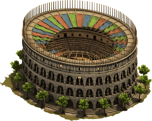 Forge of Empires Colosseum