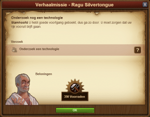 Forge of Empires opdrachten