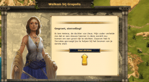 Grepolis start