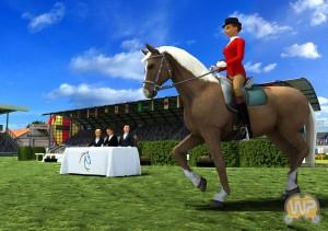 Online paardenspel
