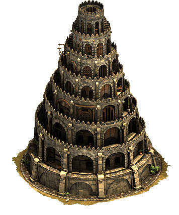 Toren van Babel Forge of Empires