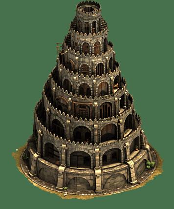 Toren van Babel Forge of Empires