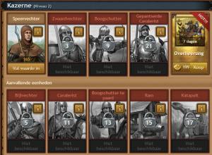 Tribal Wars 2 handleiding troepen tips