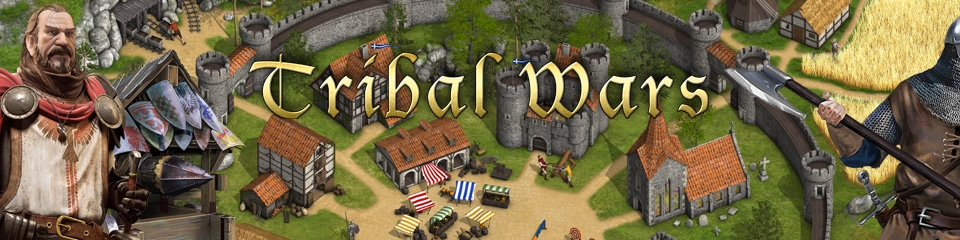 Gratis Premium Punten (PP) in Tribal Wars