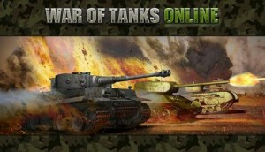 Online tank spel war of tanks