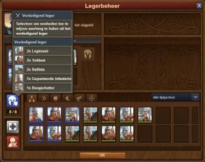 Forge of Empires fout: verdedigen