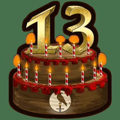 Tribal Wars jarig: 13 jaar!