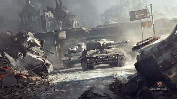 5 redenen om te beginnen met World of Tanks
