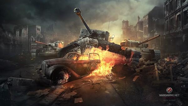 World of Tanks - Wargaming