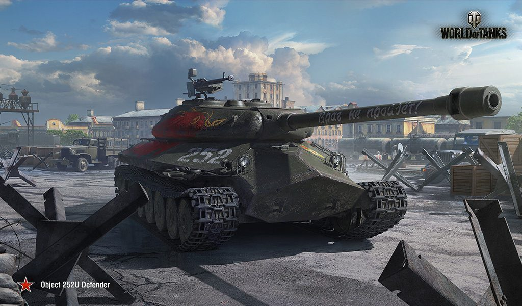 World of Tanks Blitz update