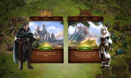 Hoe begin je met Elvenar spelen?